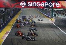 Formel 1: Formel 1 Singapur 2019 live: TV-Programm RTL & Sky, Zeitplan