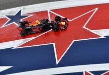Formel 1: Formel 1: Pirelli nominiert Reifen für Mexiko und USA