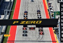 Formel 1: Formel 1, USA-Reifen 2019: Ferrari und Mercedes splitten intern
