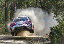 WRC: WRC Rallye Australien 2019 wegen Buschfeuern abgesagt