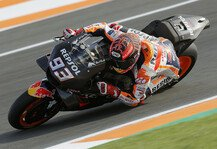 MotoGP: MotoGP - Live-Ticker: So lief der Testauftakt in Valencia