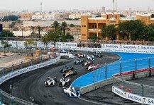 Formel E: Formel E: Saudi-Arabien 2021 erstes Nachtrennen der Geschichte