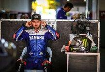 MotoGP: Jonas Folger bleibt 2020 MotoGP-Testfahrer bei Yamaha
