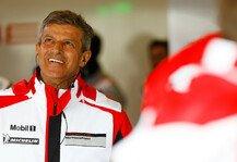 Sportwagen: Wechsel an der Porsche-Spitze: Laudenbach folgt auf Enzinger