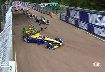 Formel E: Formel E heute vor 4 Jahren: Das kontroverseste Titel-Finale