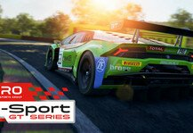 eSports: SRO Motorsport Group startet offizielle GT eSport Meisterschaft