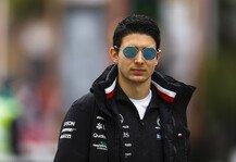 Formel 1: Formel 1: Esteban Ocon testet schon in Abu Dhabi für Renault