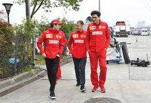 Formel 1: Formel 1, Vettel steht hinter Binotto: Hält Ferrari zusammen