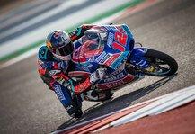 Moto3: Moto3: PrüstelGP ab Spielberg mit Filip Salac