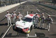 DTM: DTM - Audis Fahrerkonstanz: Herr Gass, sind Sie ein Langweiler?