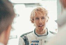 Formel E: Formel-E-Überraschung: Brendon Hartley startet für Dragon