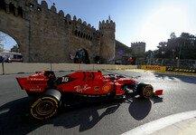 Formel 1: Die seltsamsten Formel-1-Kurven: Von Burgen bis Straßenbahnen