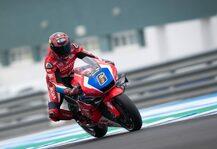 MotoGP: MotoGP: Stefan Bradl testet neue Honda in Jerez