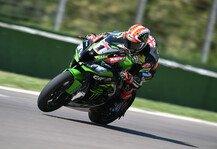 MotoGP: Kawasaki wollte MotoGP mit Superbike fahren
