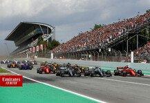 Formel 1: Formel 1 Spanien Wetter: Hitzeschlacht beim Rennen in Barcelona