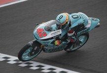 Moto3: Moto3 Silverstone 2019: Marcos Ramirez siegt gegen zehn Mann