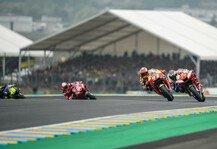 MotoGP: MotoGP verschiebt auch Frankreich-GP auf unbestimmte Zeit