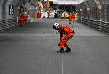 Formel 1: Formel-1-Streckenposten: Die Schutzengel der Rennstrecke