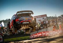 WRC: WRC 2020: Rallye Portugal und Italien-Sardinien verschoben