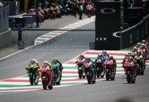 MotoGP: MotoGP verschiebt Grands Prix in Mugello und Barcelona