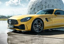 Auto: G-POWER bringt den AMG GT R auf bis zu 800 PS