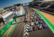 24 h von Le Mans: 24h Le Mans 2020: Offizielle Starterliste präsentiert