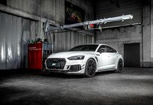Auto: ABT feiert Ausverkauf mit neuem RS5-R Sportback Sondermodell