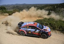 WRC: WRC Rallye Italien-Sardinien 2019: Sordo mit Last-Minute-Sieg