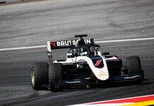 Formel 3: Formel 3 Spielberg 2020: Beckmann verpasst Podium, Lawson siegt