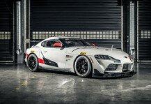 Mehr Sportwagen: Toyota GR Supra GT4: Japan-Ikone greift in GT4-Klasse an