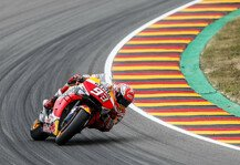 MotoGP: Marc Marquez sicher: Keine körperlichen Probleme am Sachsenring