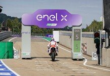 MotoE: Neues MotoE-Format: Zwei Rennen pro Event, normales Qualifying