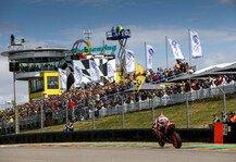 MotoGP: Deutschand GP hilft mit Schutzmasken in Coronakrise
