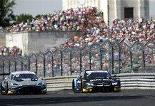 DTM: DTM-Zukunft am Norisring: Wechsel mit Monaco nicht möglich