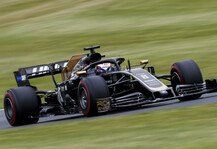 Formel 1: Formel 1, Haas: Grosjean weiter Launch-Spec, Update für K-Mag