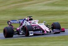 Formel 1: Formel 1, Perez crasht in Hülkenberg: Lenkrad-Fehler war Schuld