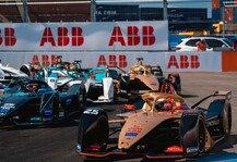 Formel E: Formel E - Unsportliches Verhalten: Strafe für Champion Vergne