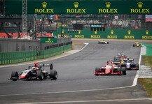 Formel 3: Formel 3 Silverstone: Leo Pulcini dominiert Rennen 2