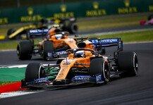 Formel 1: Formel 1, McLaren-Achterbahn: Sainz fliegt, Norris stürzt ab