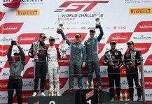 Blancpain GT Series: Doppelter Triumph für R-Motorsport im Silver Cup