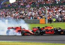 Formel 1: Formel 1 Silverstone Analyse: Vettel tritt Geschenk mit Füßen