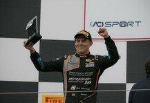 ADAC Formel 4: Krütten in der italienischen Formel 4 zwei Mal auf dem Podium