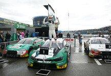 DTM: DTM - BMW-Star Marco Wittmann: Der Überflieger in Assen