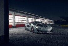 Auto: Tuner NOVITEC veredelt den McLaren 600LT
