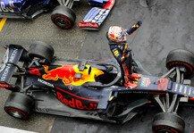 Formel 1: Formel 1 2019: Perfekter Verstappen lässt Kritiker verstummen