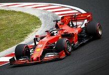 Formel 1: Formel 1 - Ferrari gibt 2019er-Auto nicht auf: Kein 2020-Fokus