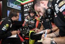 MotoGP: MotoGP - Espargaro sauer: Aprilia mit altem Bike beim Test