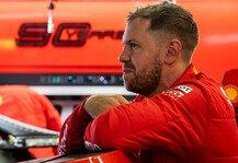 Formel 1: Formel 1, Sebastian Vettel enttäuscht 2019: Seine Selbstkritik
