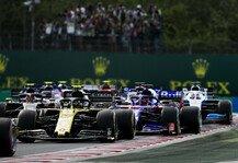 Formel 1: Formel 1, Renault stagniert: Hülkenberg, Ricciardo hinterfragen