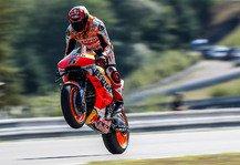 MotoGP: MotoGP Live-Ticker Brünn: Reaktionen zum Training